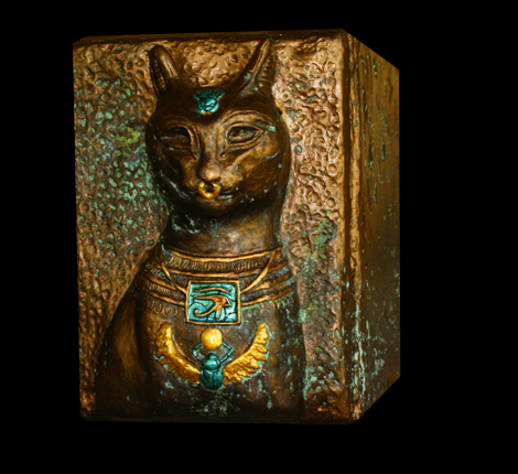Bastet the Egyptian Cat
